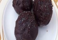 Bitter Çikolata Topları