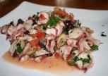 Ahtapot Kuşkonmaz Ve Domates Salatası 6 Kişilik Tarifi