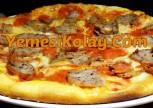 Amerikan Panaroma Pizza Hamuru Tarifi