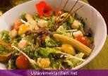 Ançuezli Domates Salatası Tarifi