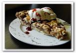 Apple Hottie- Elmalı Sıcak Tart (Vanilyalı Dondurma İle) Tarifi