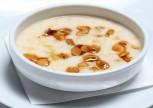 Bademli Sütlü Çorba Tarifi