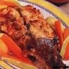 Balık Graten Sebzeli 4 Kişilik