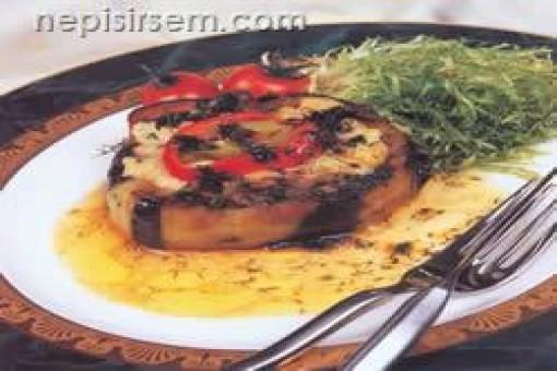 Beğendili Patlıcan Kebabı