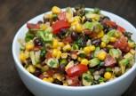 Black Bean Salad Tarifi