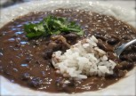 Black Bean Soup Tarifi