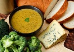 Brokolili Peynirli Pay Tarifi
