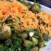 Brüksel Lahanası Salatası 2 Tarifi