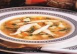 Buğdaylı Tavuk Çorbası Tarifi