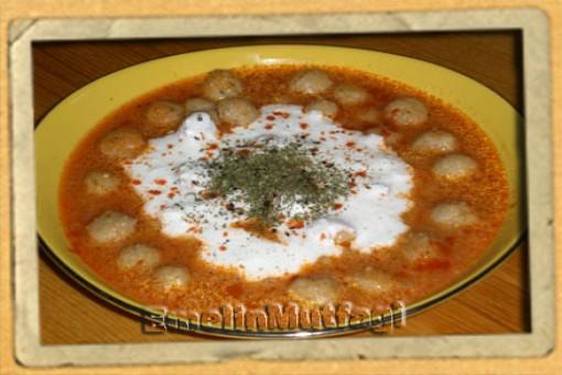 Bulgur Çorbası Yöresel