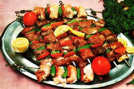 Çamlica Kebabi