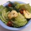Çiçek Enginar Salatası Tarifi