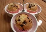 Çikolata Damlacikli Muffinler Tarifi