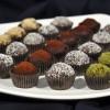 Çikolatalı Küçük Toplar Tarifi