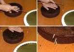 Çikolatalı Pandispanya Tarifi
