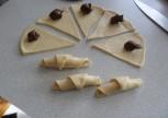 Çikolatalı Rulolar Tarifi