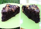 Çikolatalı Ve Kabaklı Pasta