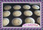 Cikolta Üzümlü Drajeli Muffin Tarifi