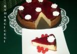 Cilek Soslu Cheesecake Käse Kuchen Tarifi
