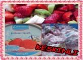 Cilekli Süzme Yogurtlu Meyve Salatasi