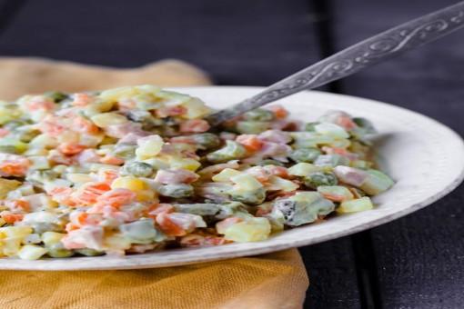 Coleslaw Abd Lahana Salatası