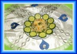 Değişik Salata Baharatli Arpa Şehriyeli Tarifi