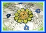 Değişik Salata Baharatli Arpa Şehriyeli