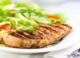 Diyet Tavuk Salatası 1 Porsiyon Yaklaşık 207 Kalori