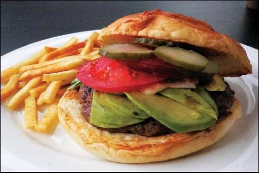 Domates Hamburger