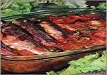 Domatesli Barbunya Balığı 4 Kişilik Tarifi