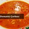 Domatesli Piliç Çorbası Tarifi