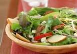 Elmalı Bacon Salata 6 Kişilik Tarifi
