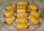 Elmalı Milföy Pasta 2 10 Dilim Tarifi
