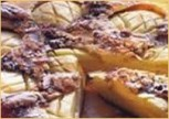 Elmalı Sufle Turta 10 Dilim Tarifi