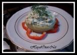 Enginar Çanağında Fasulye Salatası Tarifi