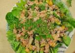Enginarlı Bezelye Salatası Tarifi