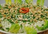Eristeli Yogurtlu Tavuk Salatasi