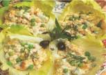 Etimekli Bezelye Salatası Tarifi