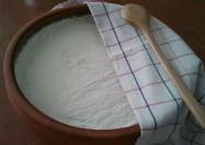 Evde Peynir Yapimi