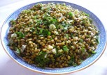 Fasulyesi Salatasi Tarifi
