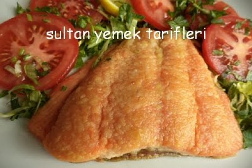 Fileto Balık Tava
