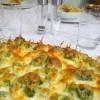 Fırında Kremalı Brokoli