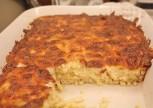 Fırında Peynirli Lahana Tarifi