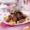 Fırında Sebzeli Pirzola Tarifi