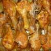 Fırında Tavuk Kızartması