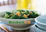 Fıstıklı Brokoli Salatası Tarifi