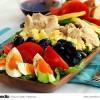 Fransız Nicoise Salatası Tarifi