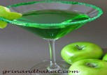 Green Apple Martini Tarifi