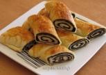 Haşhaşli Rulo Çörek Tarifi