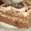 Hindistan Cevizli Çikolatalı Kek